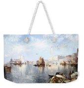 Venetian Grand Canal Weekender Tote Bag