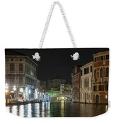 Romantic Venice  Weekender Tote Bag