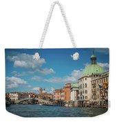 Venice Panorama Weekender Tote Bag