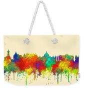 Victoria B.c. Skyline Weekender Tote Bag