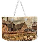Victorian Colliery Weekender Tote Bag