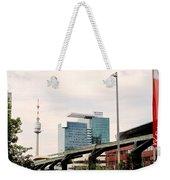 Vienna Modern Weekender Tote Bag