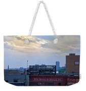 View From The High Line Weekender Tote Bag