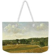 View Of Chatenay Weekender Tote Bag