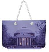 View Of The University Of Virginias Weekender Tote Bag