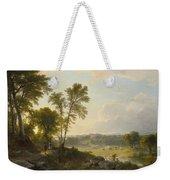 View Toward The Hudson Valley Weekender Tote Bag