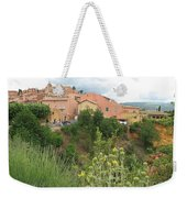Village Roussillion Weekender Tote Bag