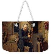 Village Violinist Weekender Tote Bag