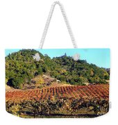 Vineyard 3 Weekender Tote Bag