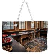Vintage Kitchen Weekender Tote Bag