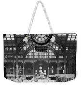 Vintage New York City Weekender Tote Bag