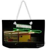 Vintage Pompano Park Weekender Tote Bag
