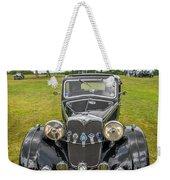 Vintage Riley Weekender Tote Bag