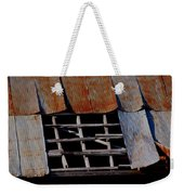 Vintage Skylight Weekender Tote Bag