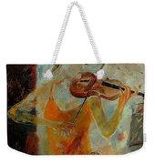 Violinist 67 Weekender Tote Bag