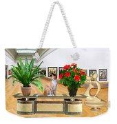 Virtual Exhibition 22 Weekender Tote Bag