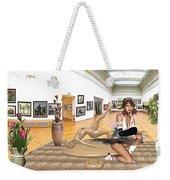 Virtual Exhibition - 33 Weekender Tote Bag