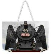 Viseu De Sus Steam Engine Weekender Tote Bag