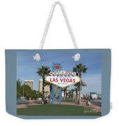 Viva Las Vegas Weekender Tote Bag