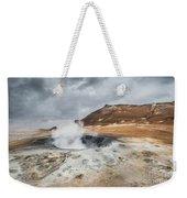 Volcanic Landscape Weekender Tote Bag
