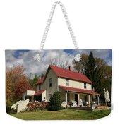 v's House Weekender Tote Bag