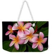 Wailua Sweet Love Weekender Tote Bag by Sharon Mau