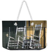 Waiting For Mardi Gras Weekender Tote Bag
