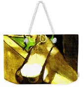Waiting For Mr Right Weekender Tote Bag