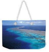 Wakaya Island Aerial Weekender Tote Bag