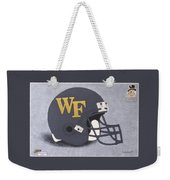 Wake Forest T-shirt Weekender Tote Bag