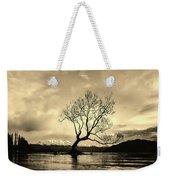 Wanaka Tree - New Zealand Weekender Tote Bag