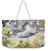 War In Heaven Weekender Tote Bag