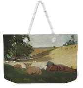 Warm Afternoon Weekender Tote Bag