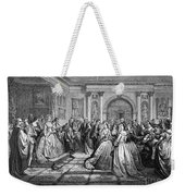 Washington Reception Weekender Tote Bag by Granger