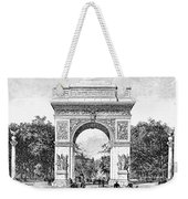 Washington Square Arch Weekender Tote Bag
