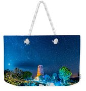 Watchtower Over The Grand Canyon   Arizona Weekender Tote Bag