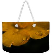 Water Diamonds  9 Weekender Tote Bag