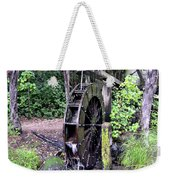 Water Mill Weekender Tote Bag