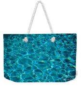 Water Reflections Weekender Tote Bag