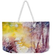 Watercolor 040908 Weekender Tote Bag