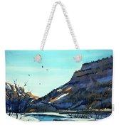 Watercolor3814 Weekender Tote Bag
