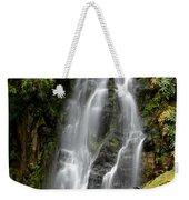 Waterfall At Azores Weekender Tote Bag