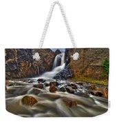 Waterfall Canyon Weekender Tote Bag