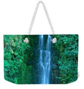Waterfall Close-up Weekender Tote Bag