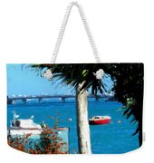 Watford Bridge From Cambridge Beaches Weekender Tote Bag