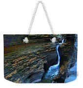 Watkins Glen Gorge Weekender Tote Bag