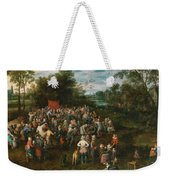 Wedding Banquet Weekender Tote Bag