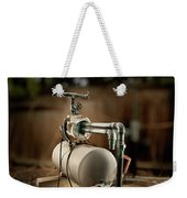 Well Pump Weekender Tote Bag