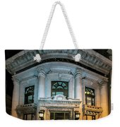 Wells Fargo Bank Building In San Francisco, California Weekender Tote Bag