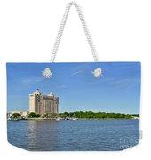 Westin Hotel On The Savannah Waterfront Weekender Tote Bag